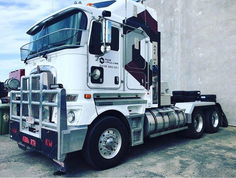ACE Haulage Truck